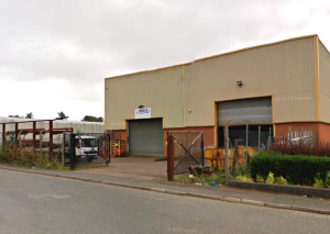Former Discain Engineering, 1 Jackdaw Close, Crow Lane, Northampton, NN3 9ER