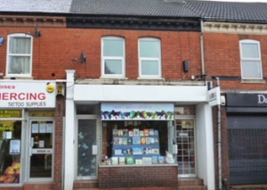 Retail Unit & Self-Contained First Floor Flat